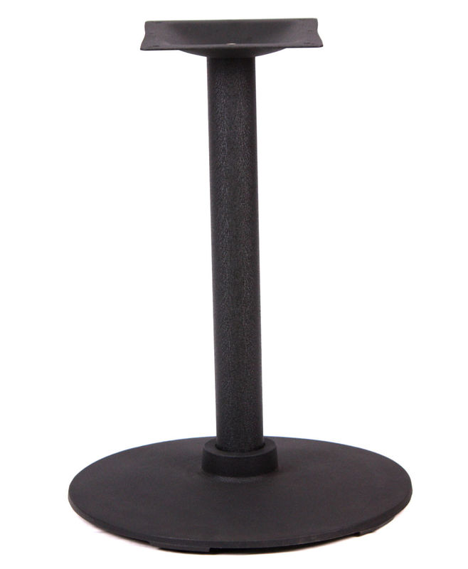 Item 9203 Cast Iron Restaurant Table Bases Dining Table legs Bistro Cross Table Base