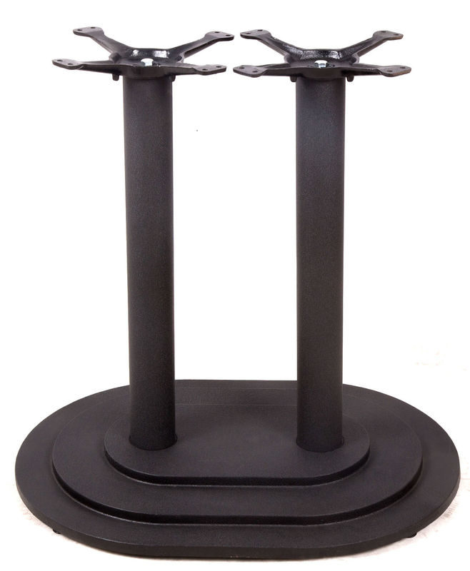 2001 Cast Iron Round Table Base / Powder Coated Table Legs Colour Customized