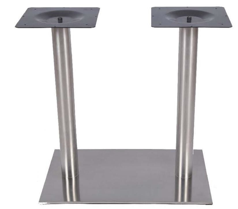 Restaurant Table bases Stainless Steel Table legs Hotel cafe restaurant Outdoor Table
